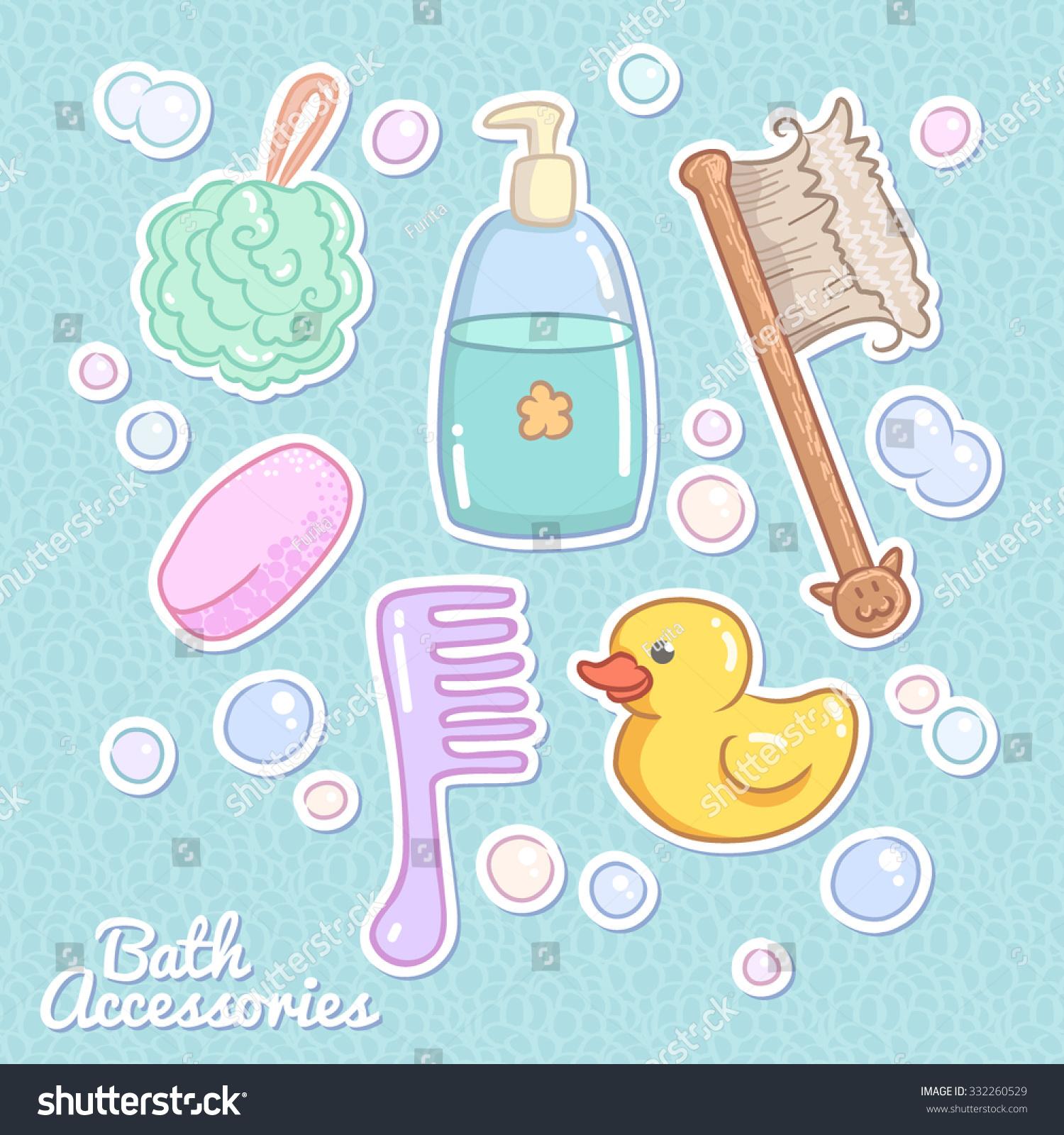 Rubber ducky bathroom accessories - Bath Accessories Shampoo Soap Wisp Of Bast Bath Brush Comb