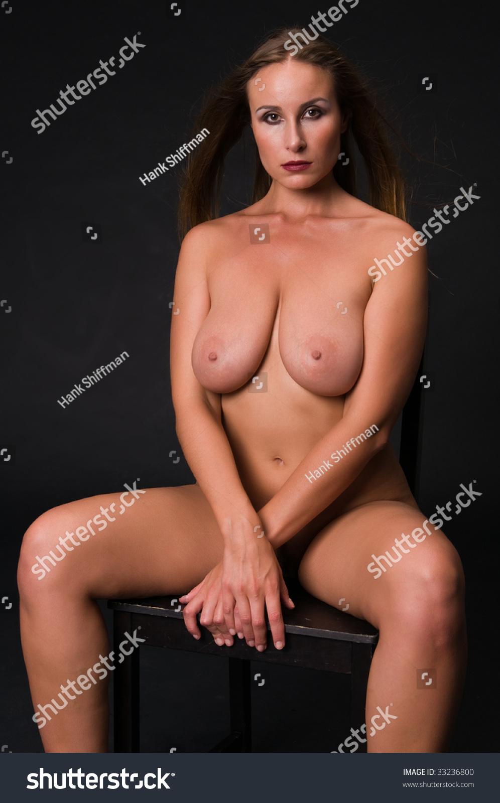 Women posing nude