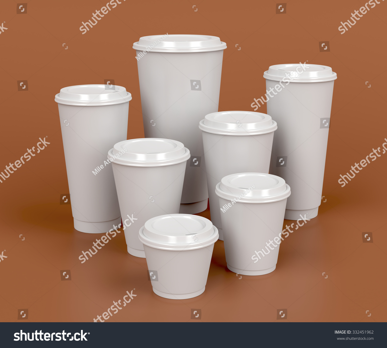 Different cup sizes pictures