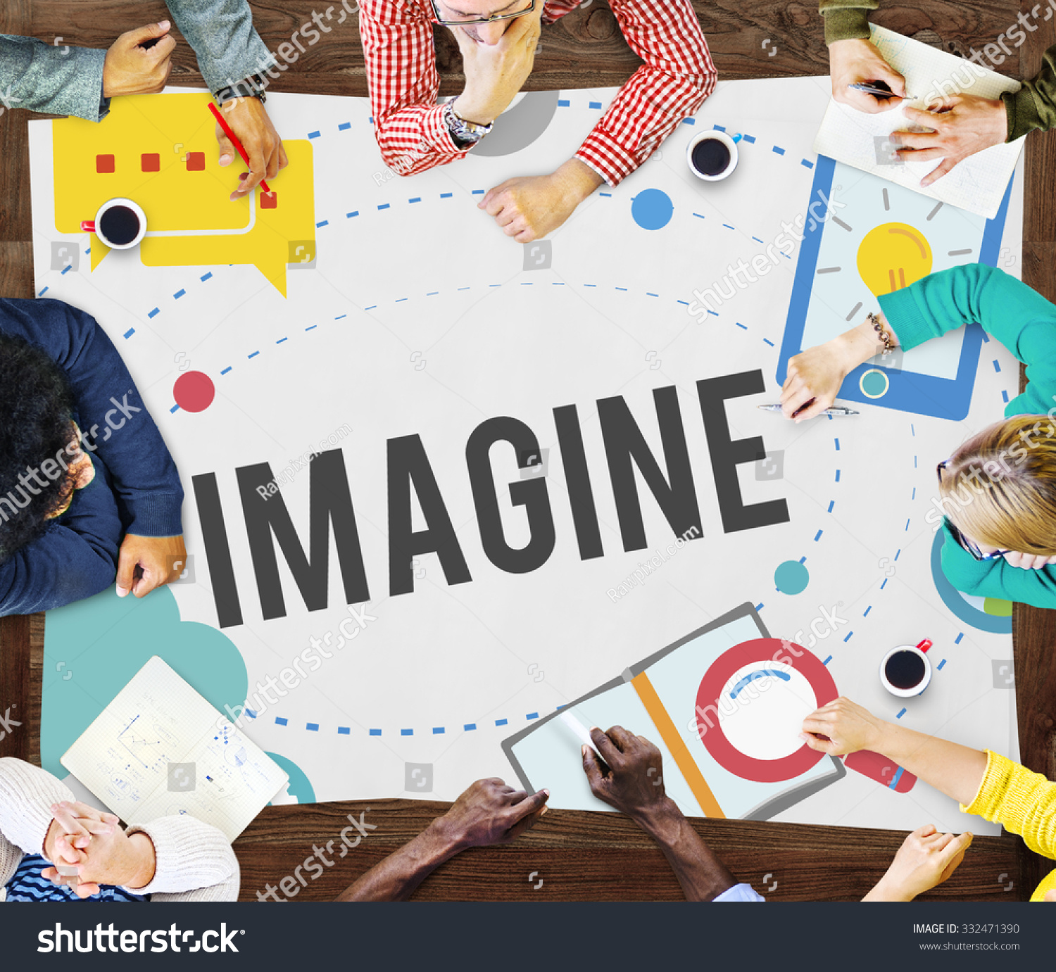 imagining imagination A likely clinical group for a dissociation between these two types of imagination  are children with autism, since they show deficits in imaginative play,.