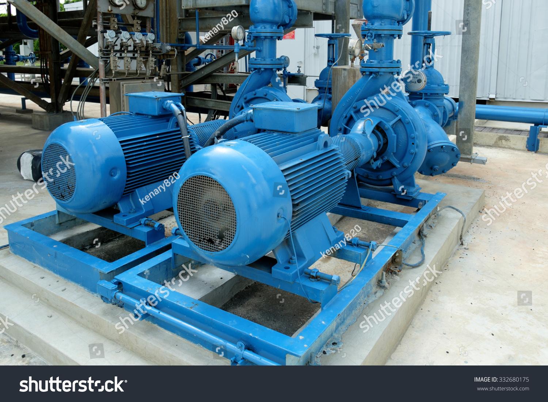 Centrifugal Pump Motor Stock Photo 332680175 Shutterstock