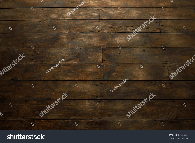 Closeup worn wood plank flooring stock photo 332725079 Worn wood floors