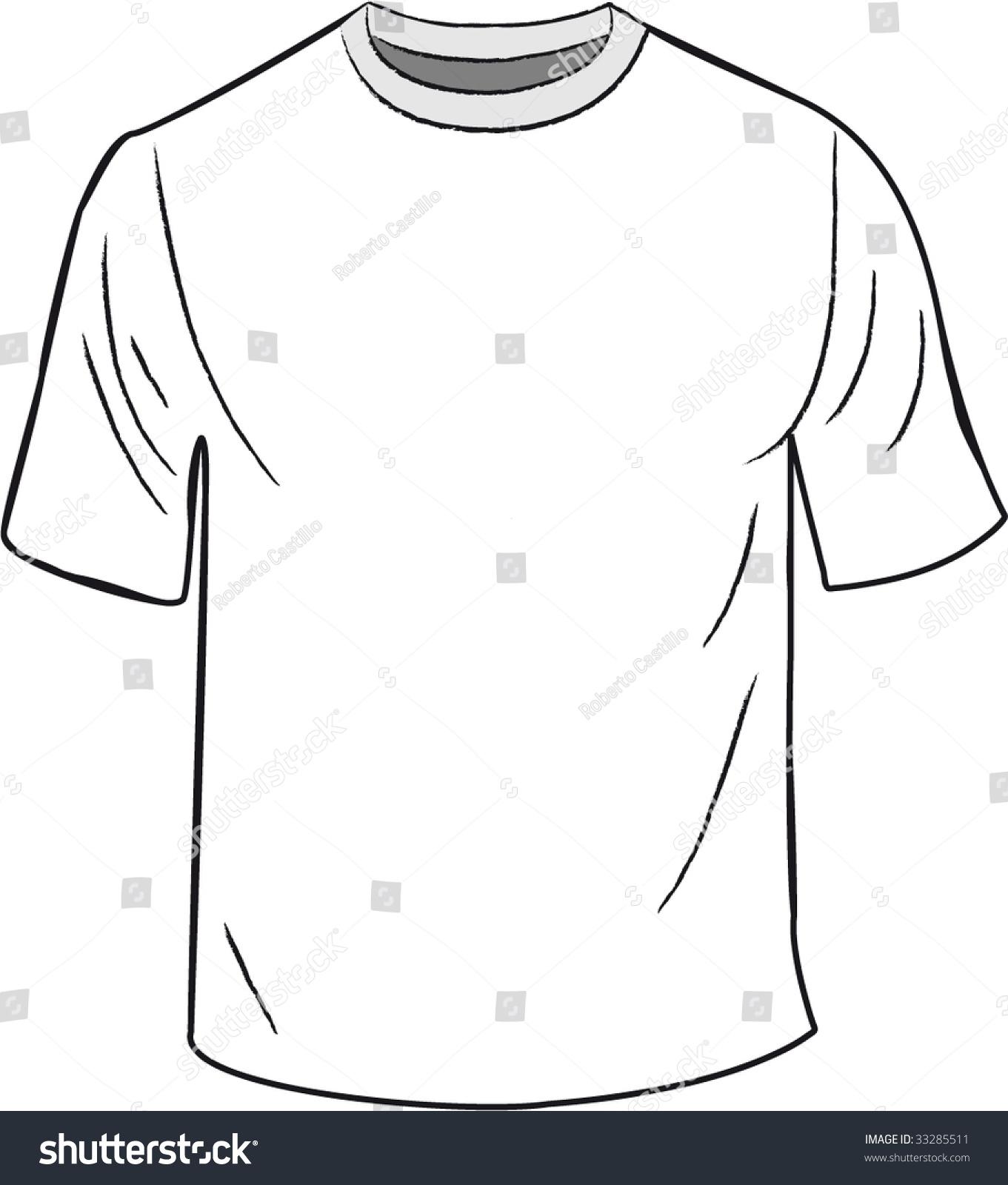 Design t shirt esthetician - White Tshirt Design Template Stock Vector 33285511 Shutterstock