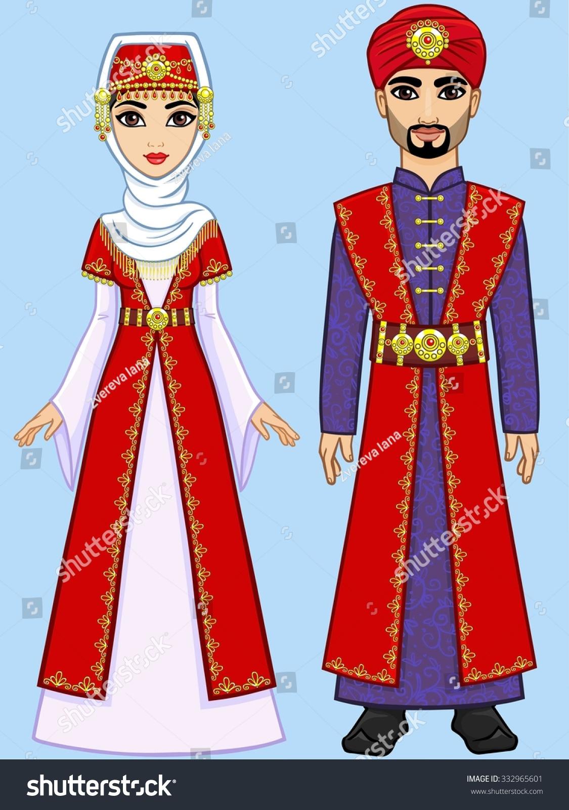 Girl With Hijab Arab Turkish Turban - Hot Girls Pussy-4712