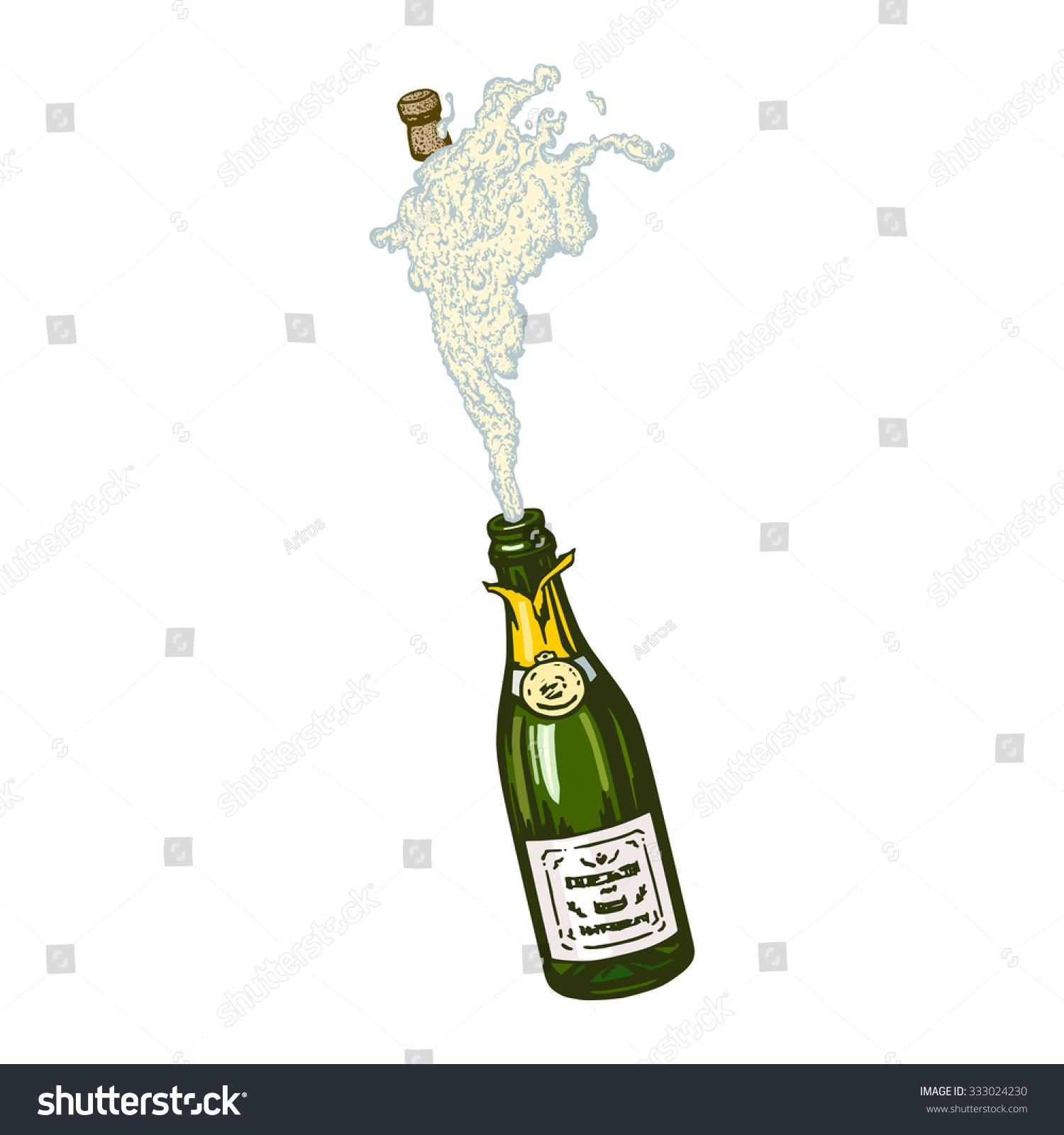 champagne cartoon wwwimgkidcom the image kid has it