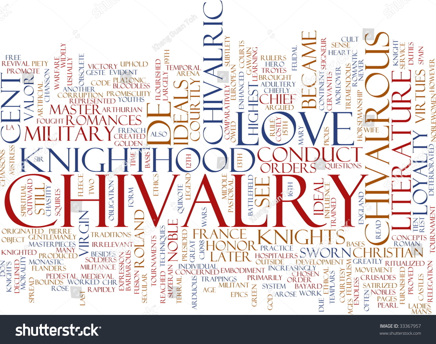 concept of chivalry