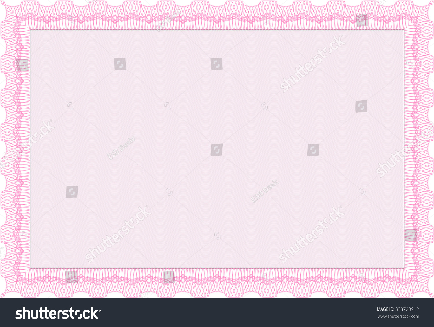 Diploma template certificate template vector pattern stock vector diploma template certificate template vector pattern stock vector 333728912 shutterstock yadclub Choice Image