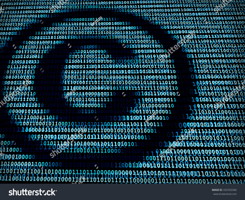 Copyright Symbol Digital Background Concept Intellectual Stock Photo