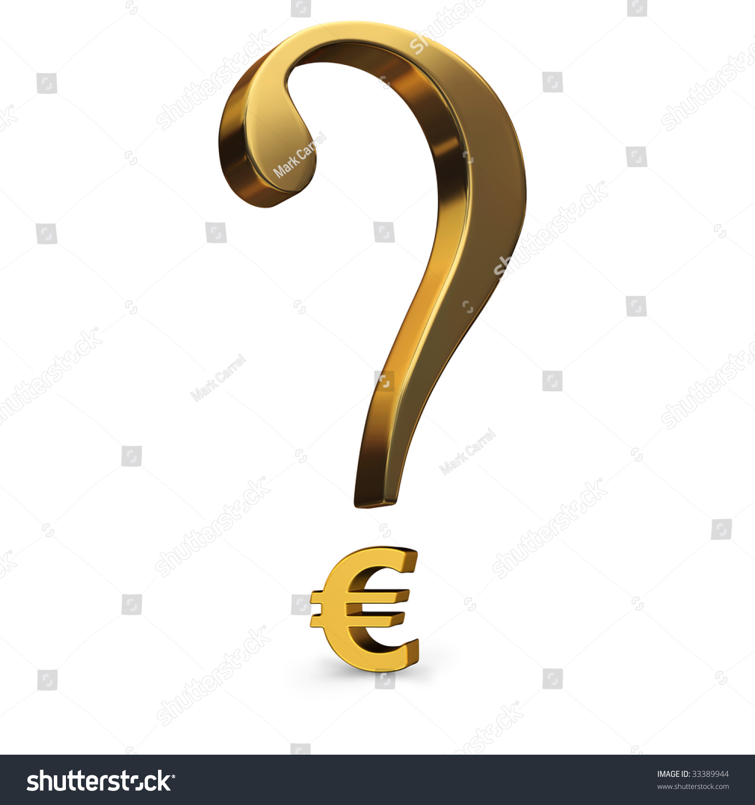 Euro symbol font image collections symbol and sign ideas gold question mark incorporating euro symbol stock illustration a gold question mark incorporating a euro symbol buycottarizona