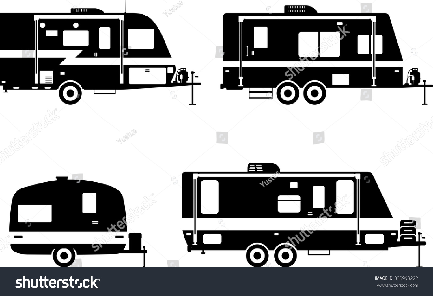 New Rv Silhouette American Camper Van Or Rv Show More This Great Custom