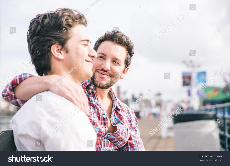 Gay dating santa monica