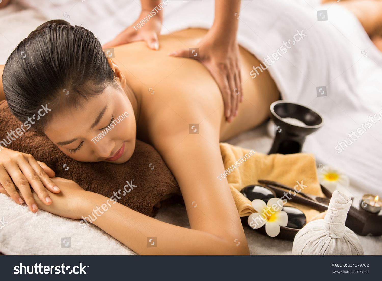 Asian Woman Spa Salon 16