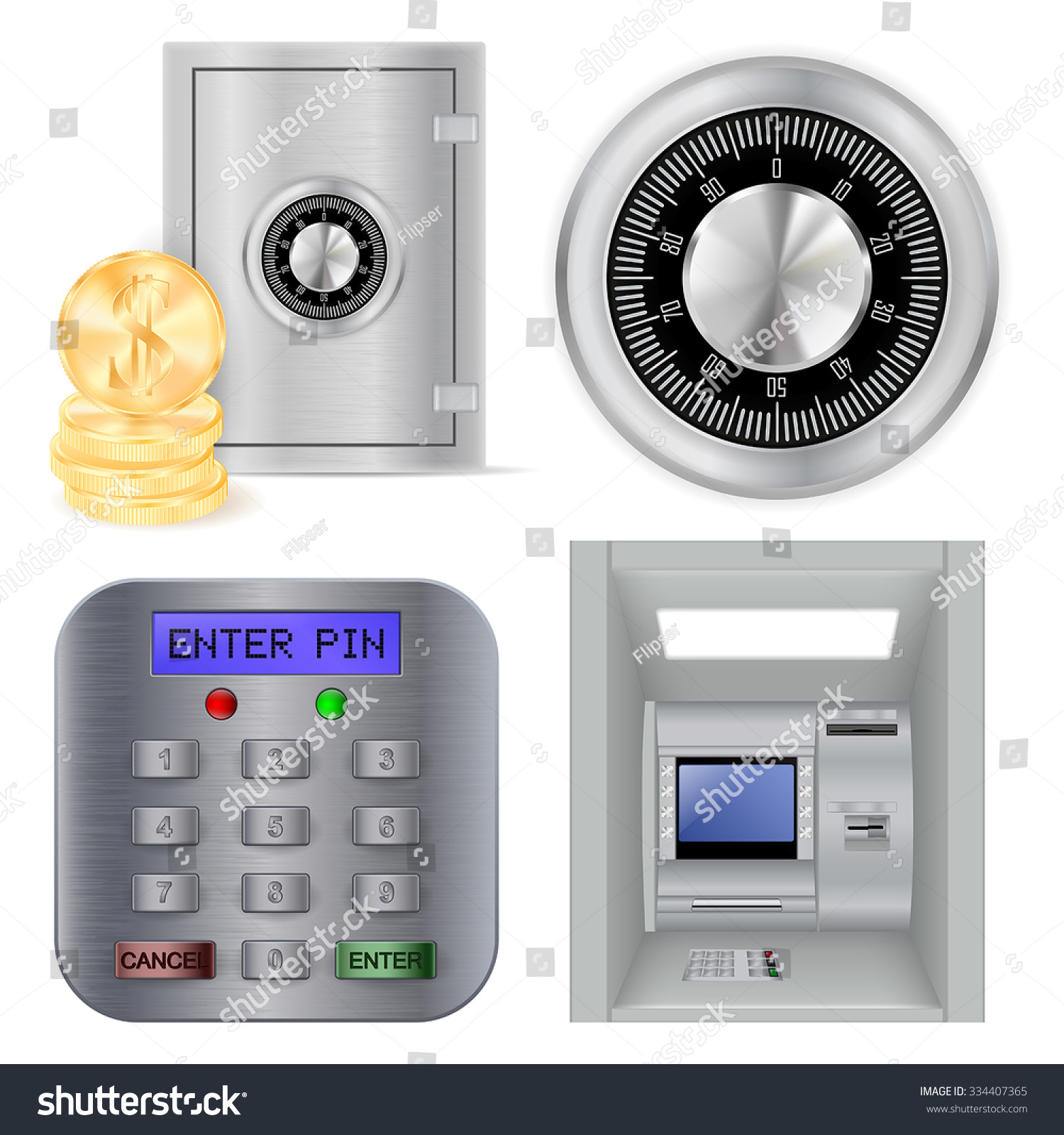 atm machine security