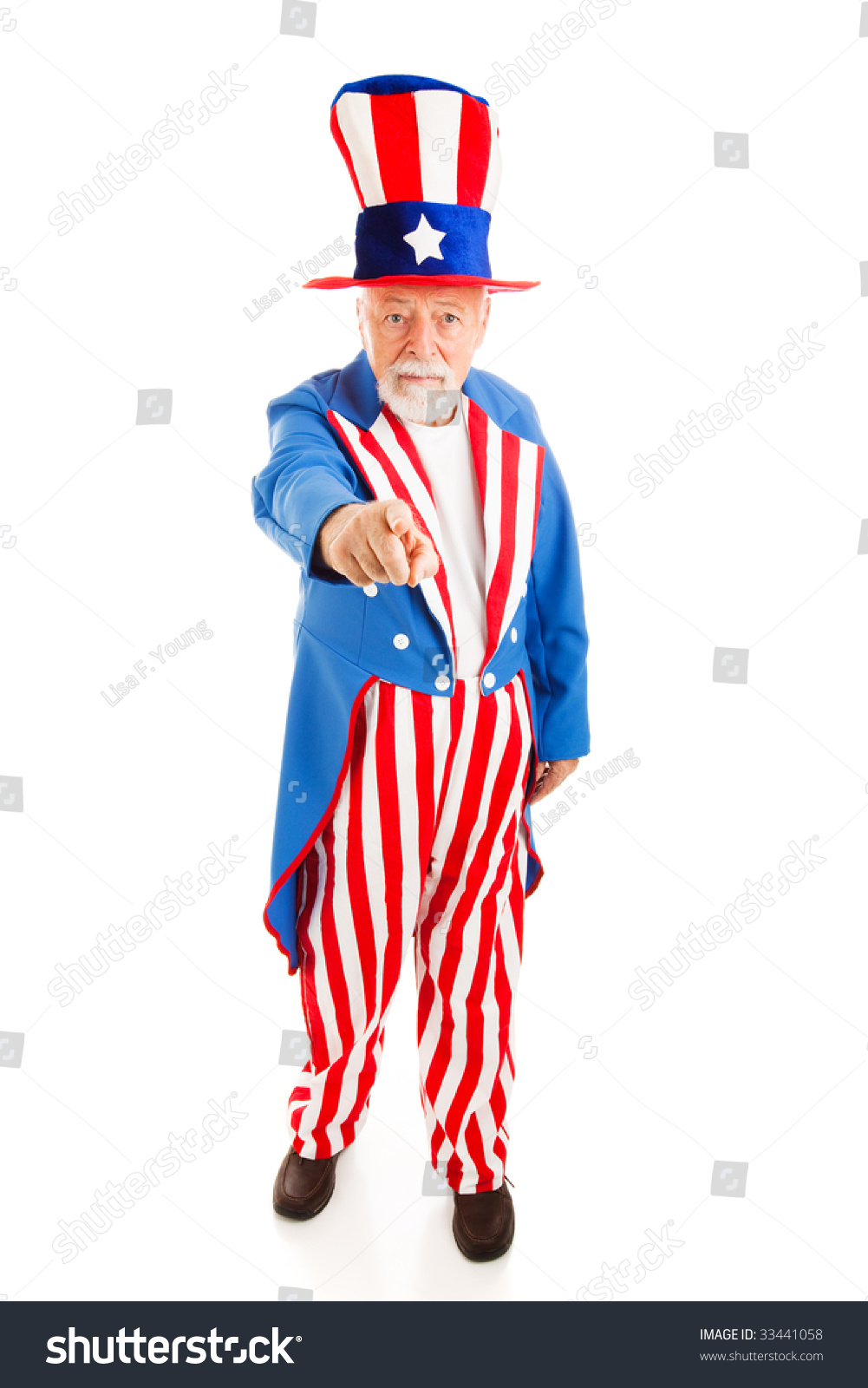 uncle sam we want you original