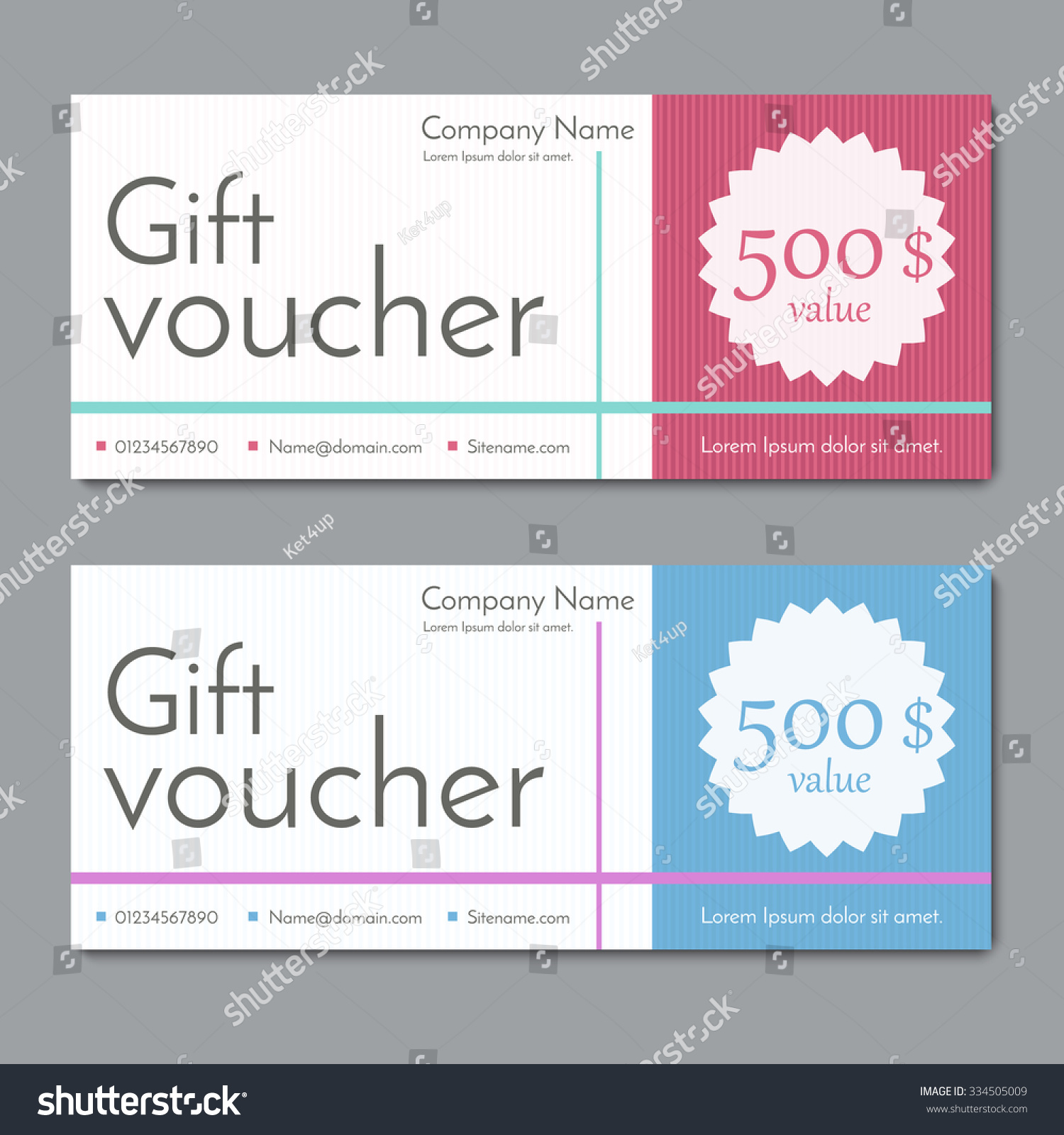gift voucher examples – Gift Voucher Template Word Free Download