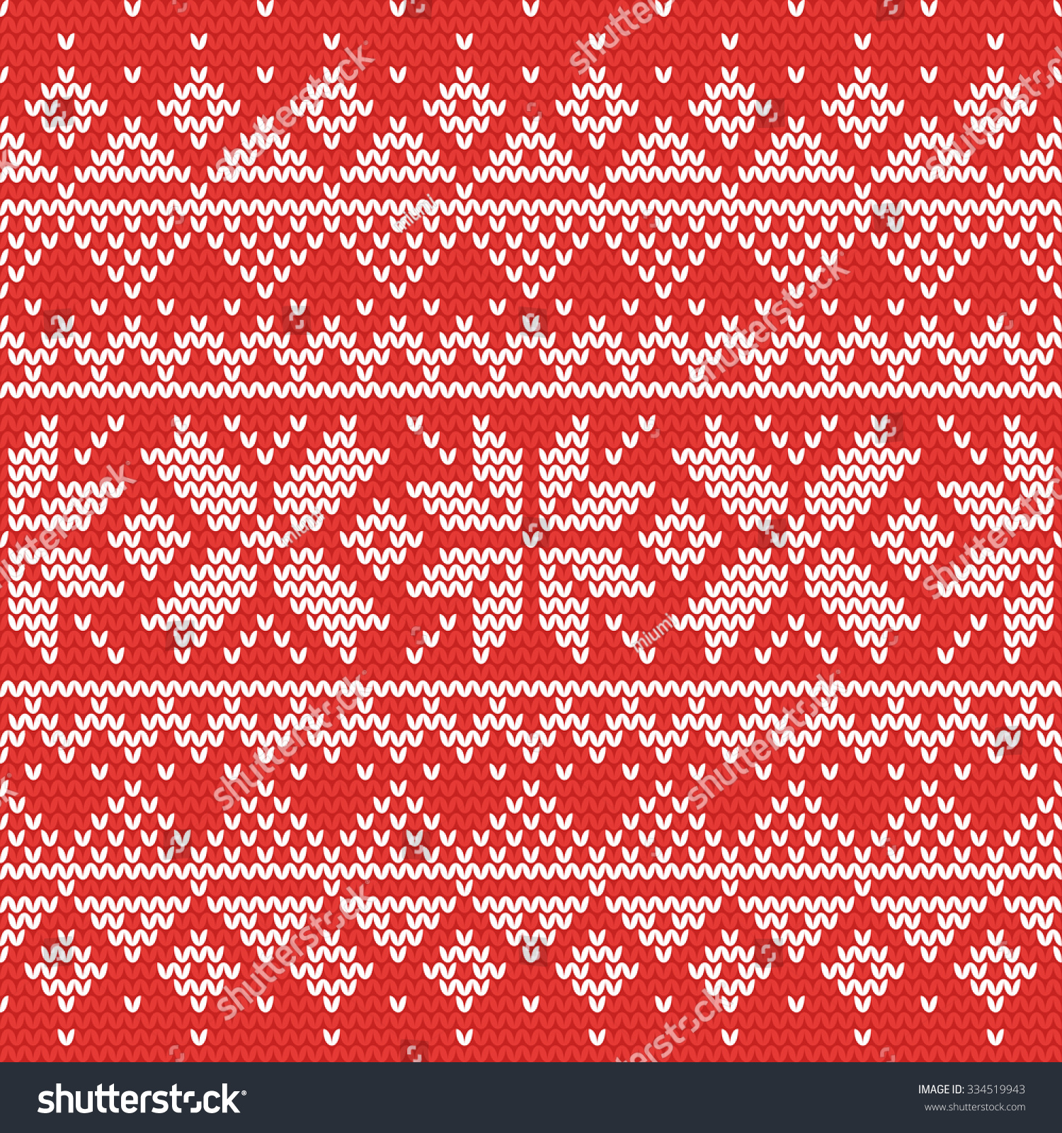 Seamless fir tree scandinavian pattern textile background wrapping - Christmas Knitting Seamless Pattern With Stars And Triangles Perfect For Wallpaper Wrapping Paper