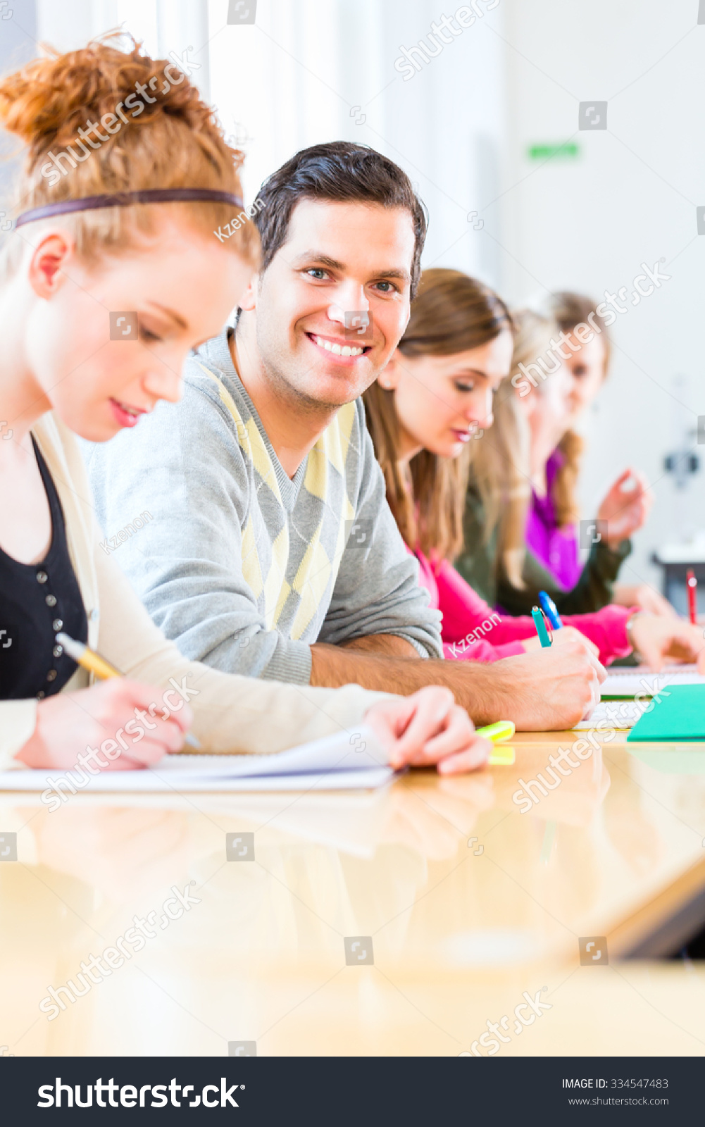 an examination of the stress in college students Attitude of the teachers and fear of examination were the stress causing factors  academic stress, college students,  stressors of academic stress.