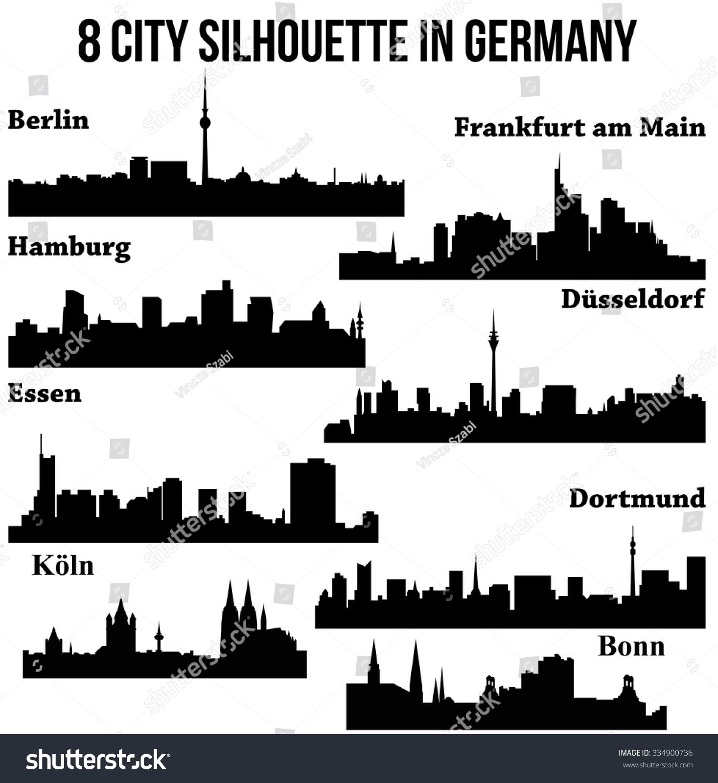 8 city in germany deutschland berlin hamburg essen. Black Bedroom Furniture Sets. Home Design Ideas