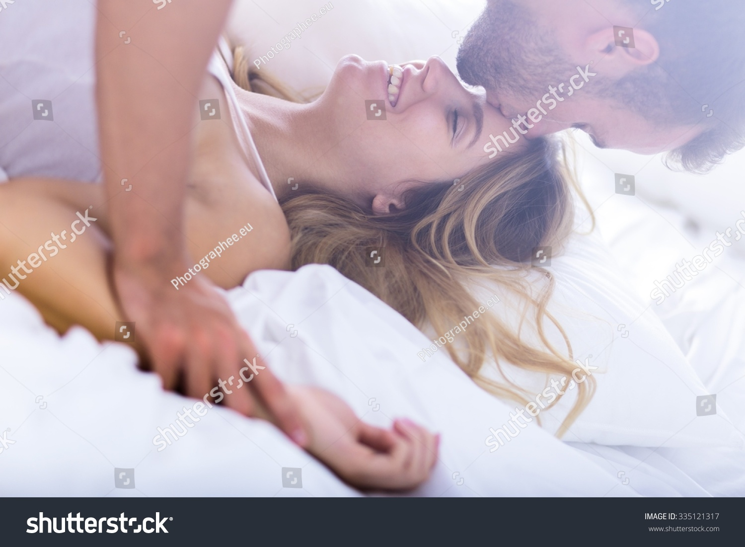 Real Couple Romantic Sex