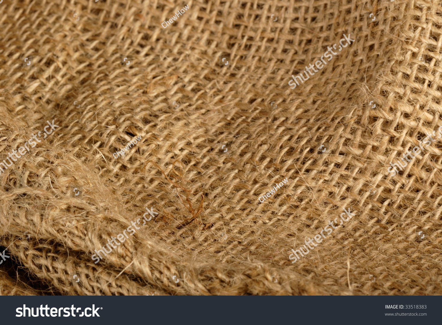 Burlap material stock photo 33518383 shutterstock for What is burlap material