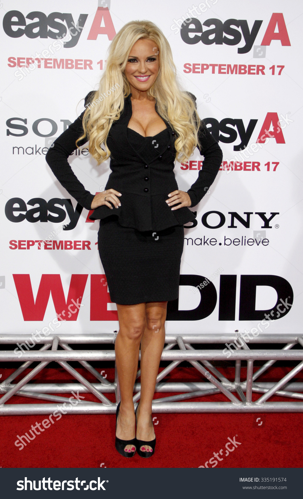 pictures Bridget Marquardt United States