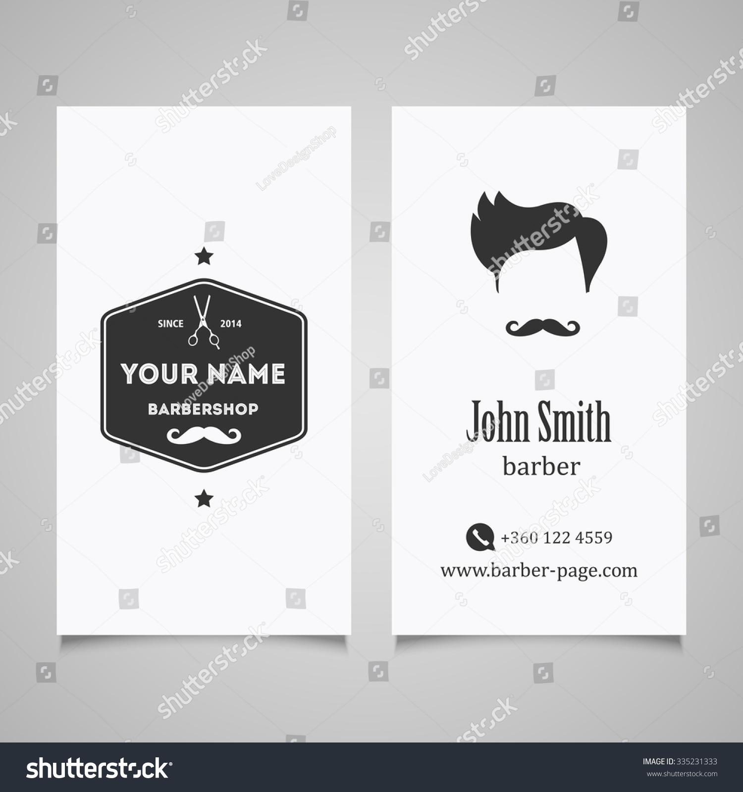 Fresh Pics Of Barber Business Cards – Business Cards and Resume