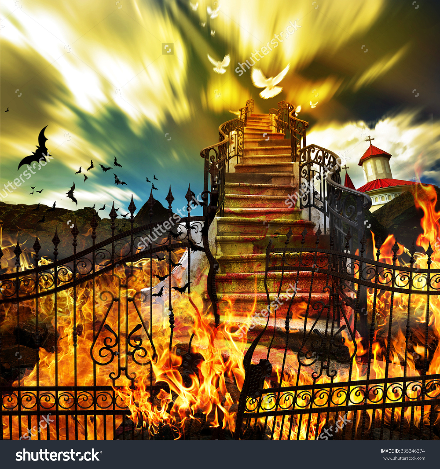 heaven to hell Find album reviews, stream songs, credits and award information for from  heaven to hell - dio on allmusic - 2016.