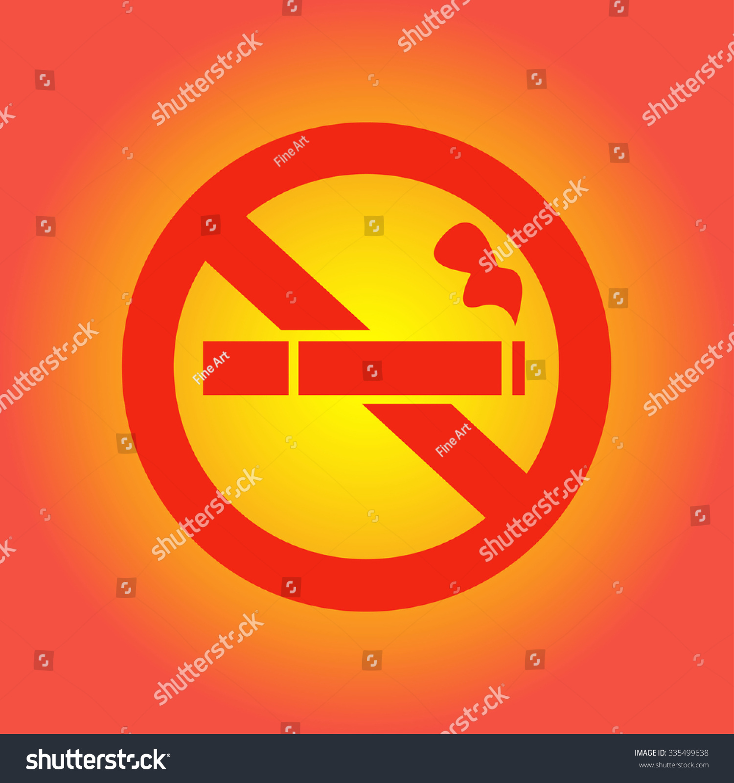 No smoke icon stop smoking symbol stock vector 335499638 shutterstock no smoke icon stop smoking symbol vector illustration filter tipped cigarette buycottarizona Images