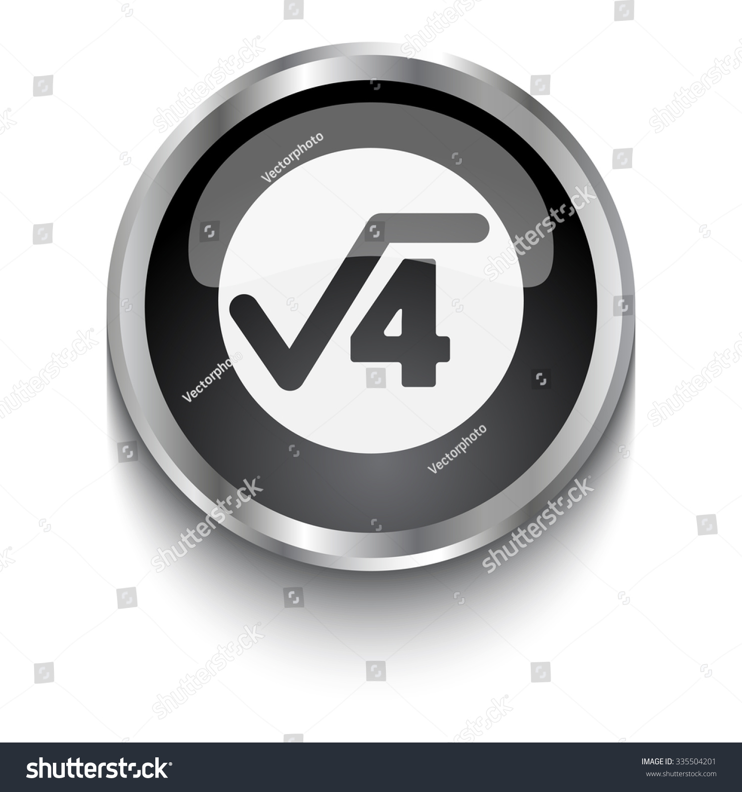 White square root symbol on black stock illustration 335504201 white square root symbol on black web button buycottarizona Images