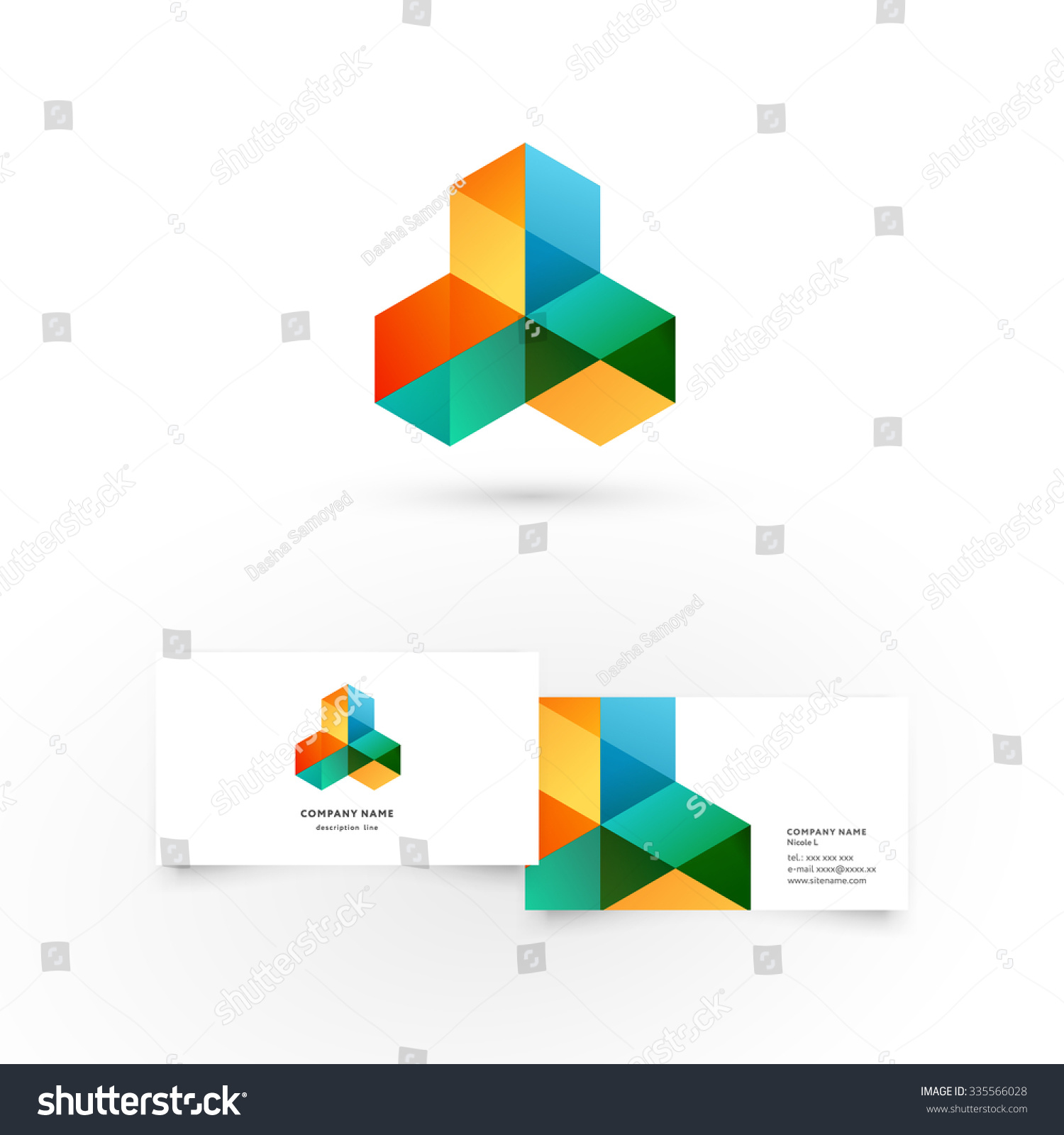 modern icon design logo element business stock vector 335566028 shutterstock. Black Bedroom Furniture Sets. Home Design Ideas