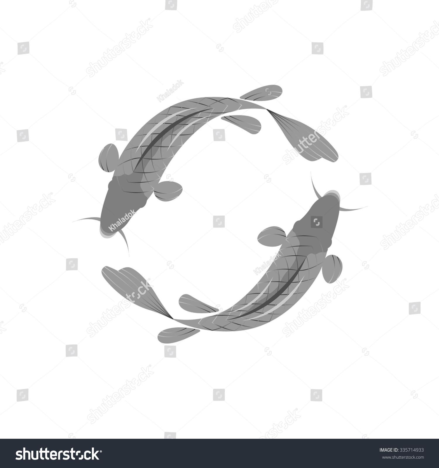 Two fish symbol for Dream interpretation fish