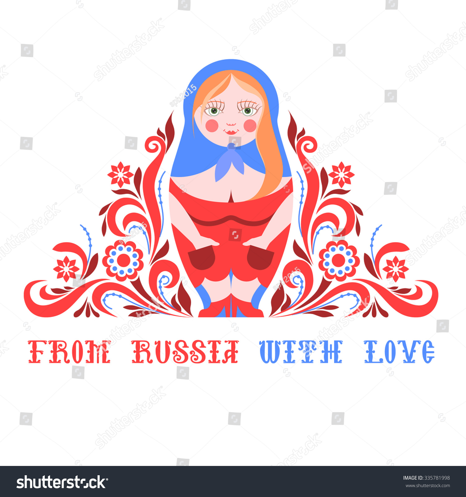 Russian Nesting Dolls Also Known 18