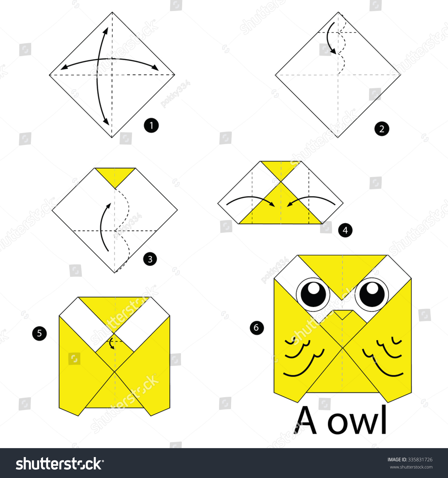 origami owl instructions