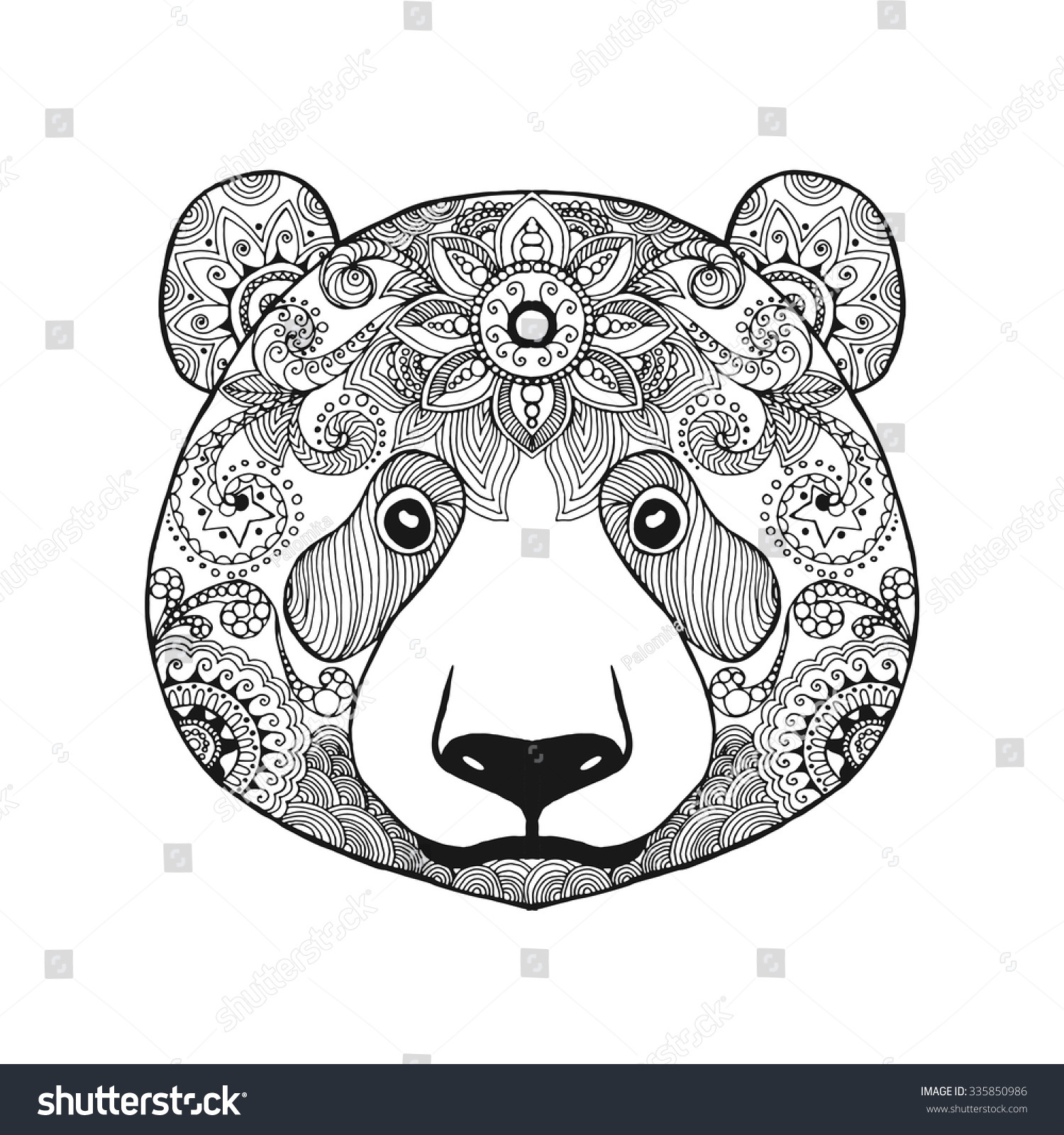 cute panda bear coloring pages contegri com