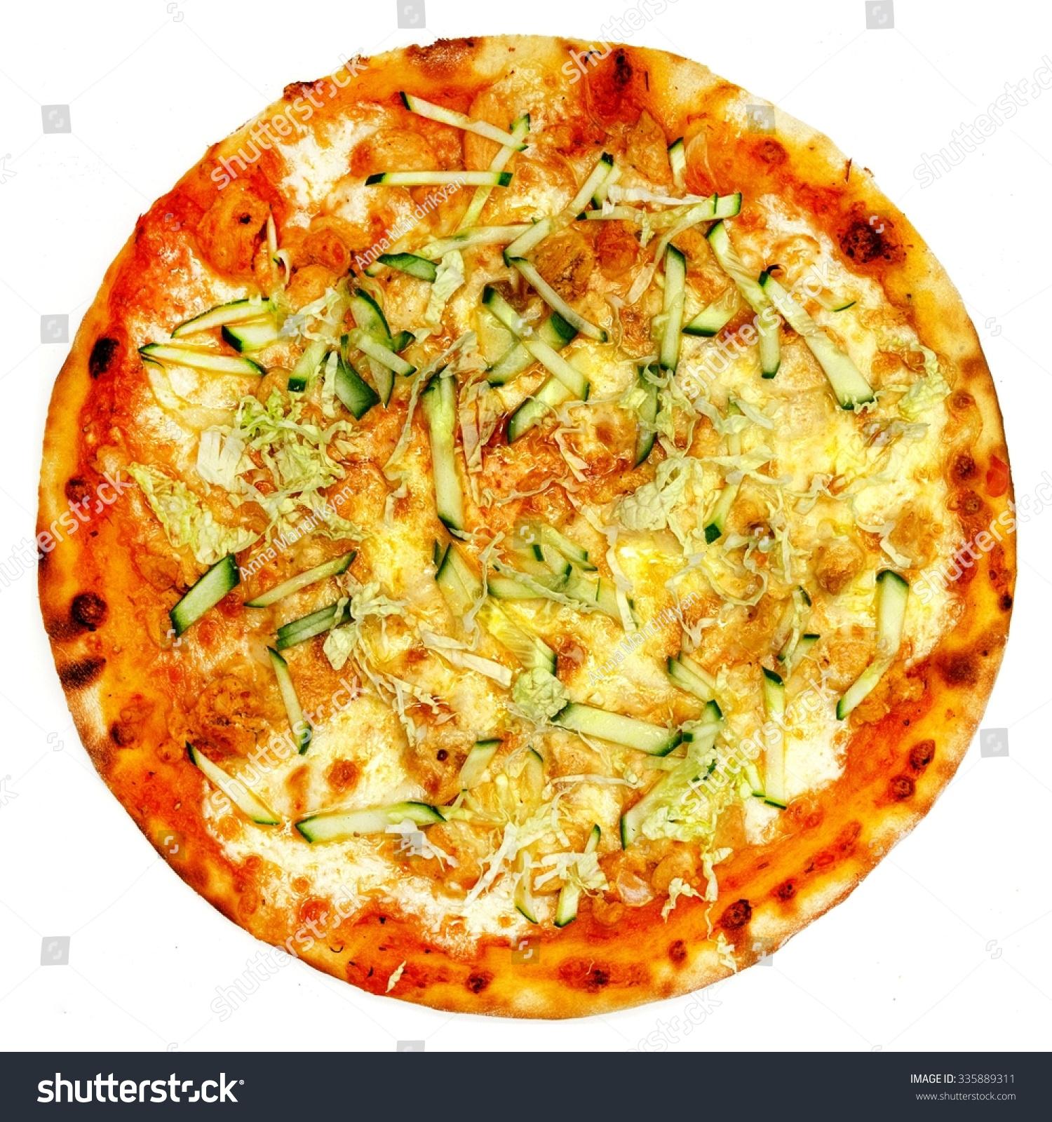 Рецепт теста для пиццы быстрого приготовления