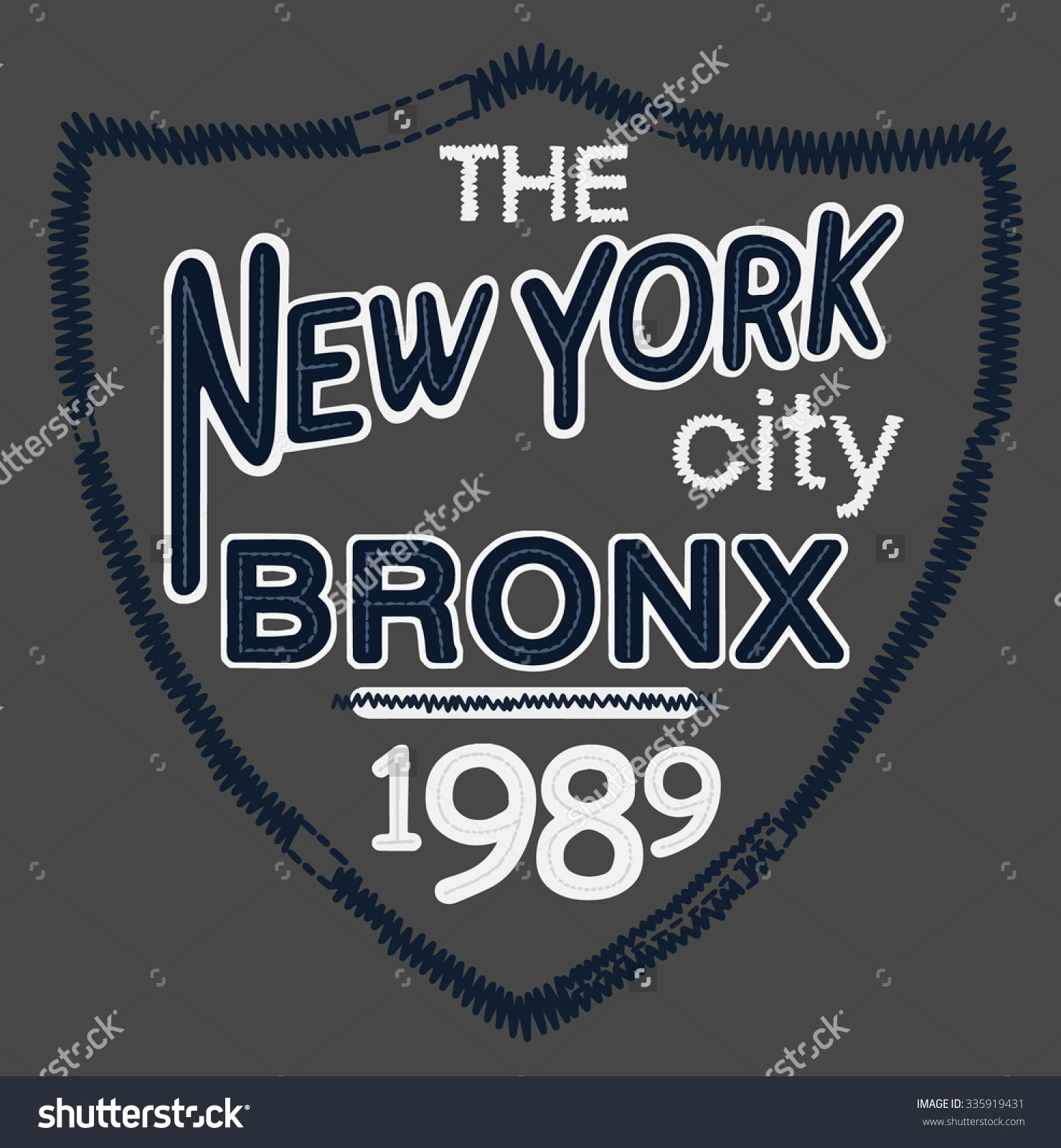 Stock Vector New York