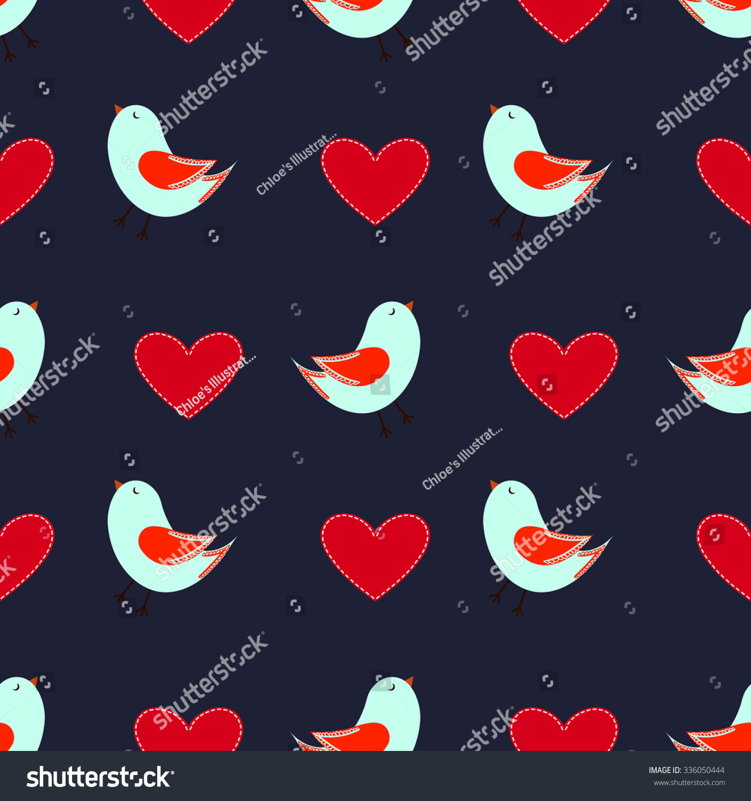 stock-vector-cute-seamless-pattern-with-