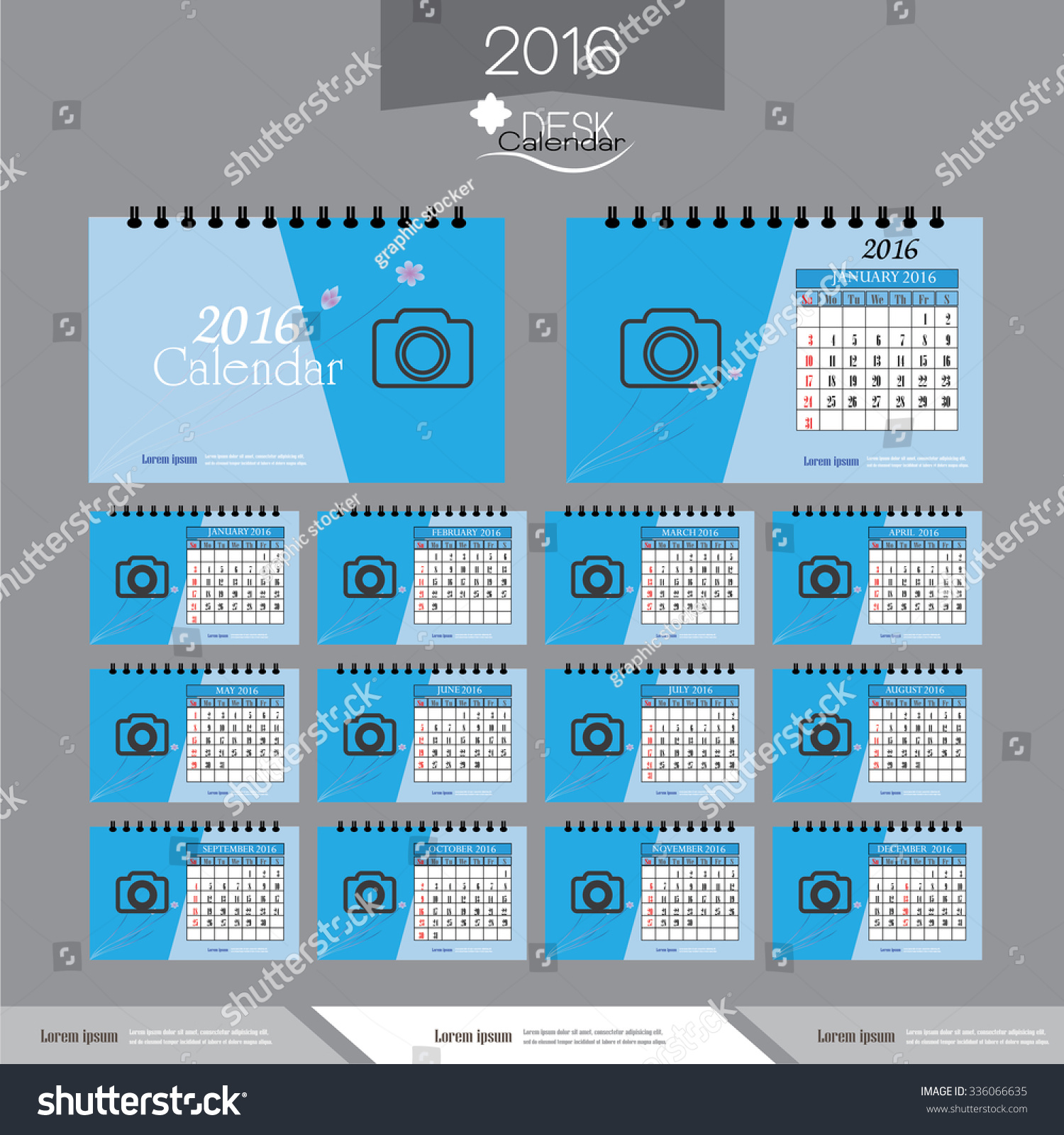 Calendar Design Pattern : Calendar sk vector design template