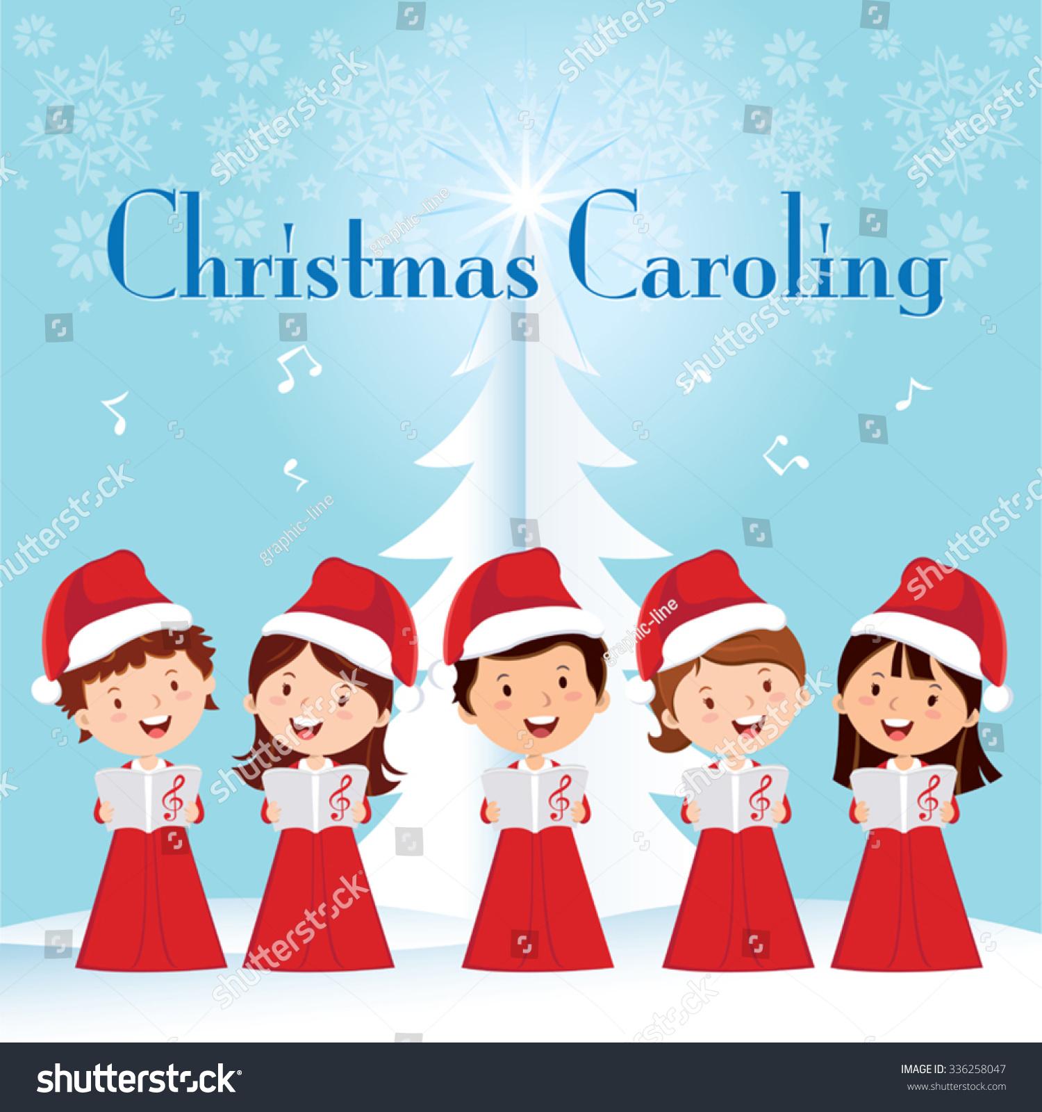 How to carol, Christmas carols for children 24