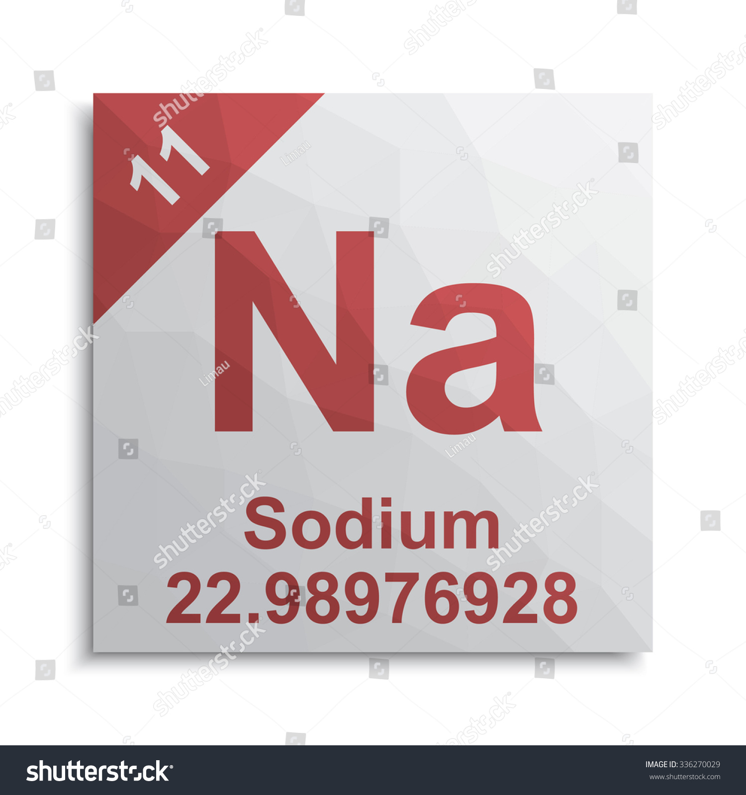 Sodium element periodic table stock vector 336270029 shutterstock sodium element periodic table gamestrikefo Image collections