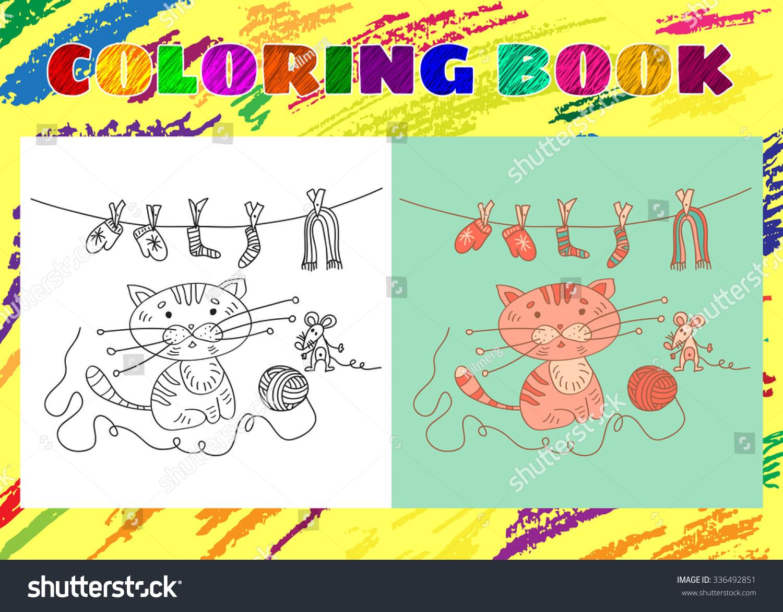 80 Coloring Book Yarns