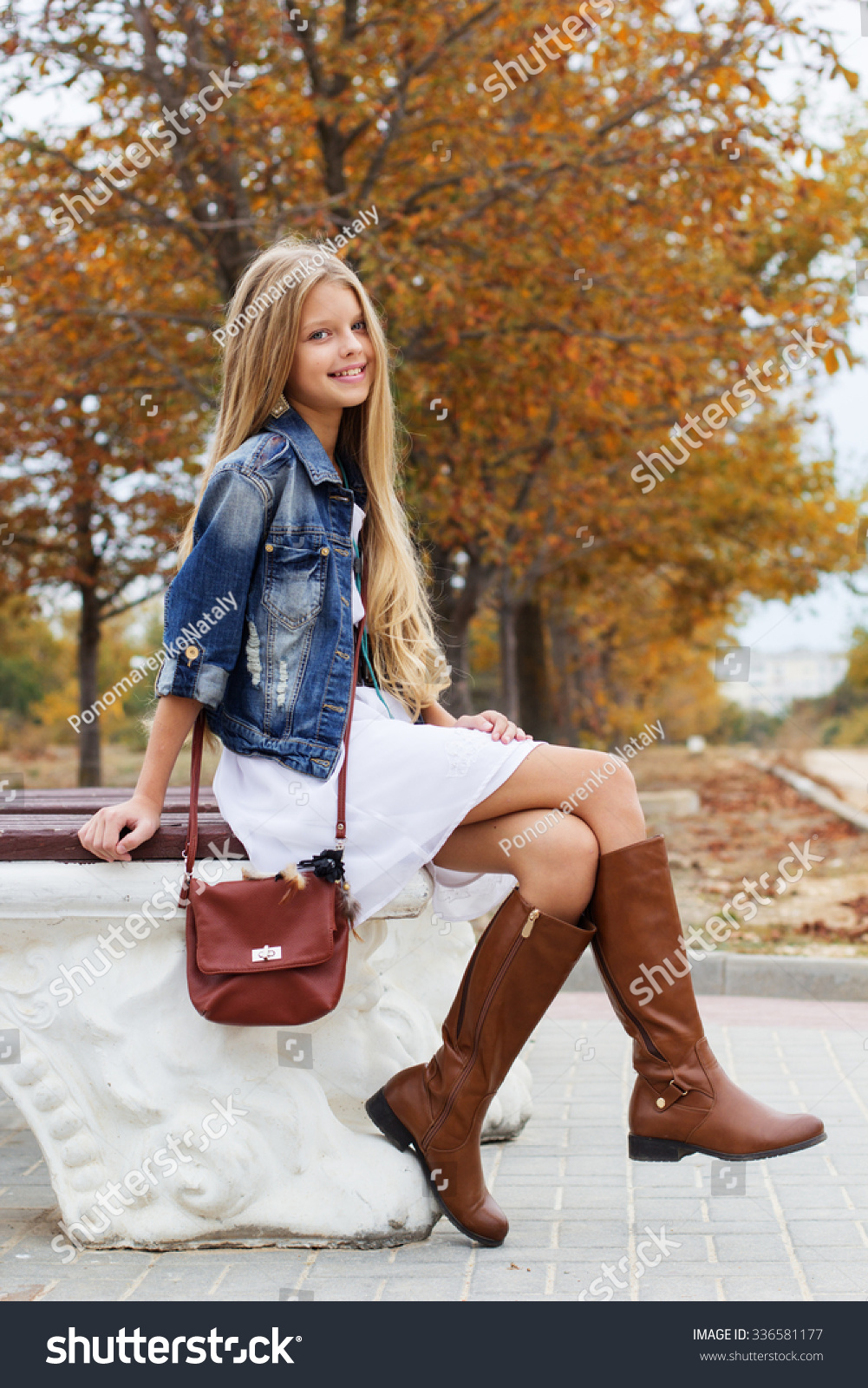 Baby Girl Wearing Cowboy Boots