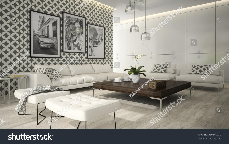 Living Room Stylish Wallpaper 3d ...