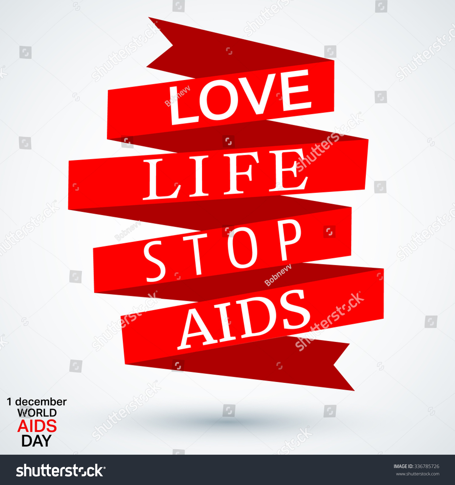 Love Life.  Stop AIDS
