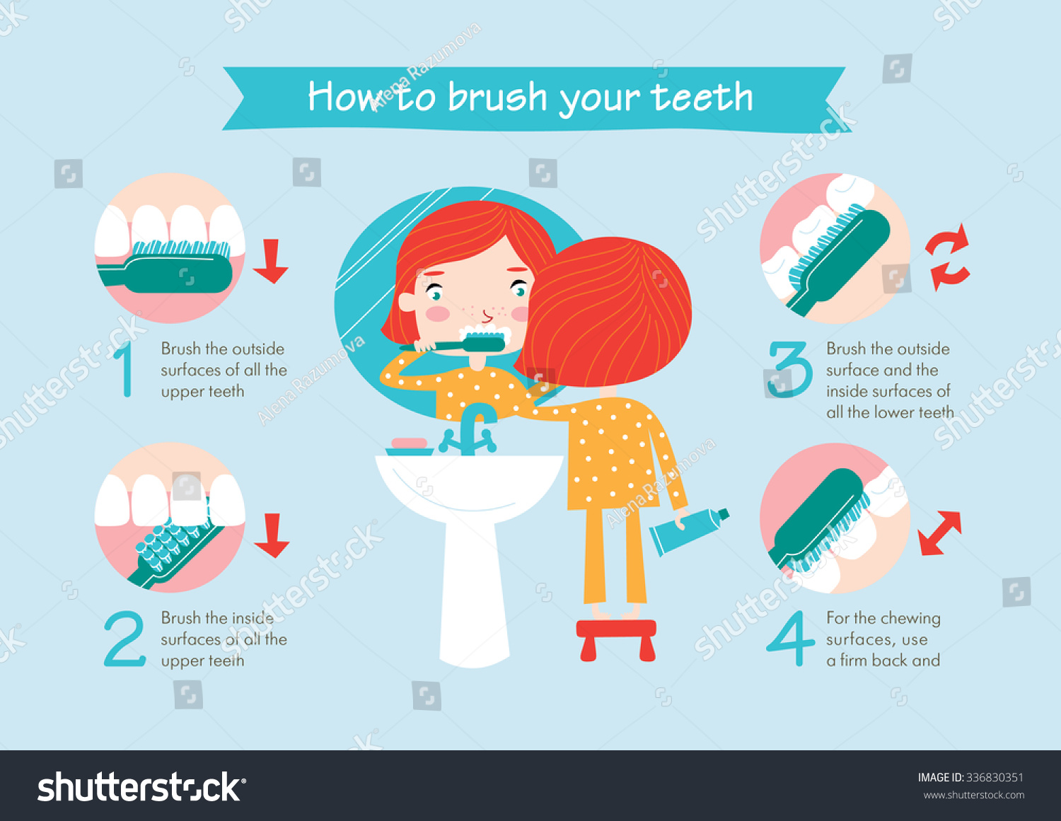 brushing teeth essay How to brush your teeth brushing your teeth is not just for a whiter smile and fresher breath, it's critical for your overall health .