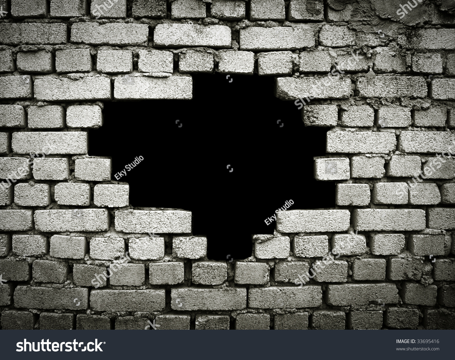 Cracked brick wall drawing brick wall - How To Draw A Cracked Brick Wall The Original Video
