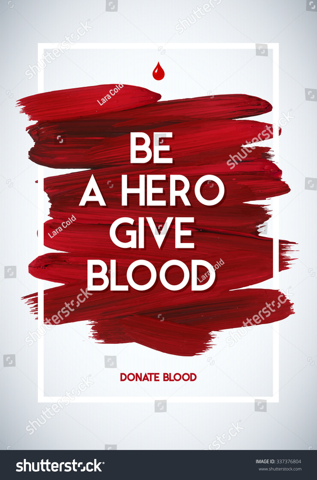 Poster design on blood donation - Blood Donor Motivation Information Donor Poster Blood Donation World Blood Donor Day Banner