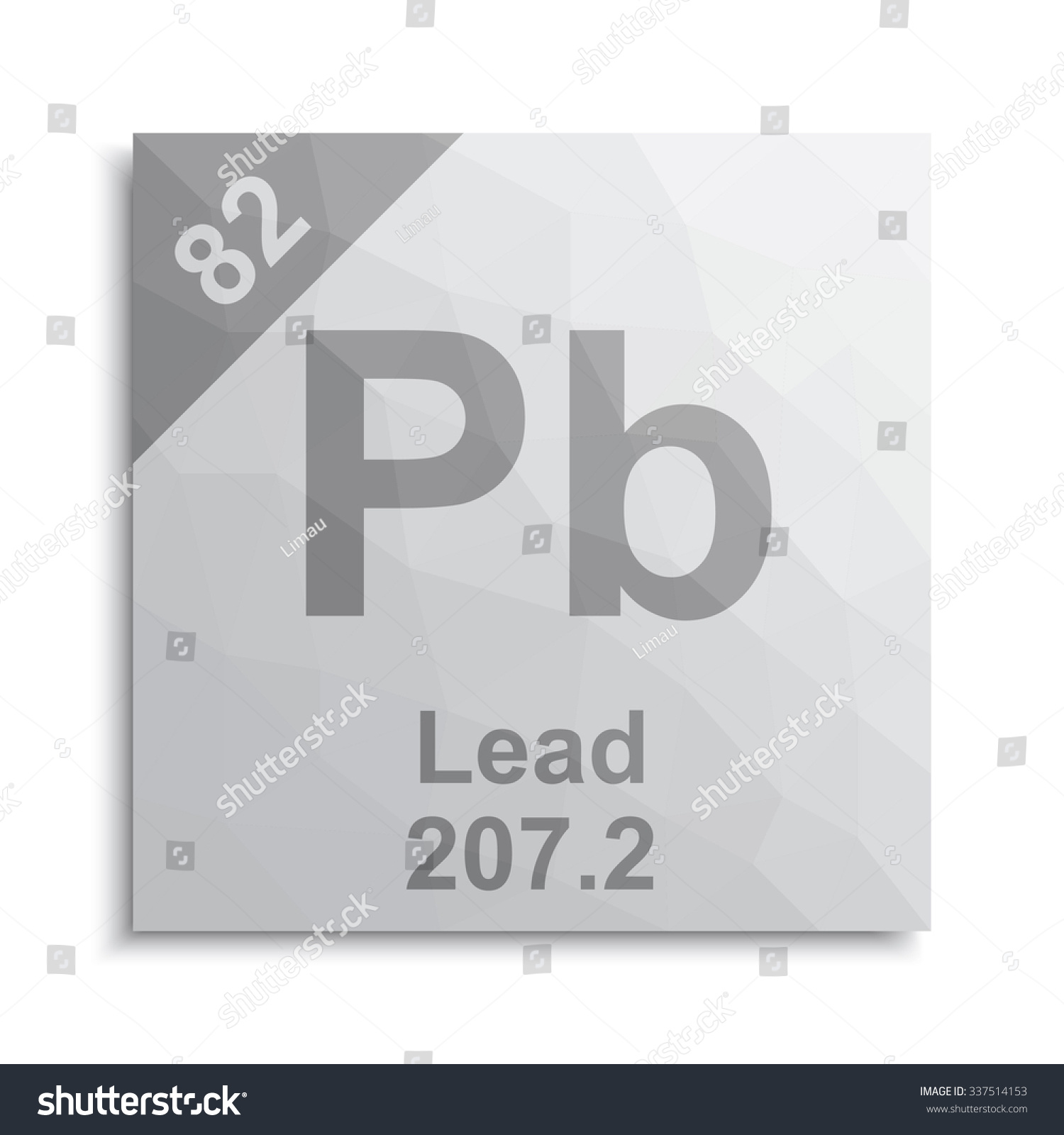 Periodic table lead images periodic table images lead element periodic table gallery periodic table images lead element periodic table stock vector 337514153 shutterstock gamestrikefo Gallery