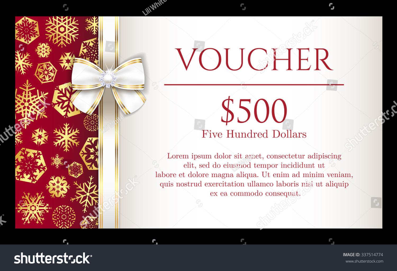 Christmas Voucher Templates Free associate producer sample resume – Free Christmas Voucher Template