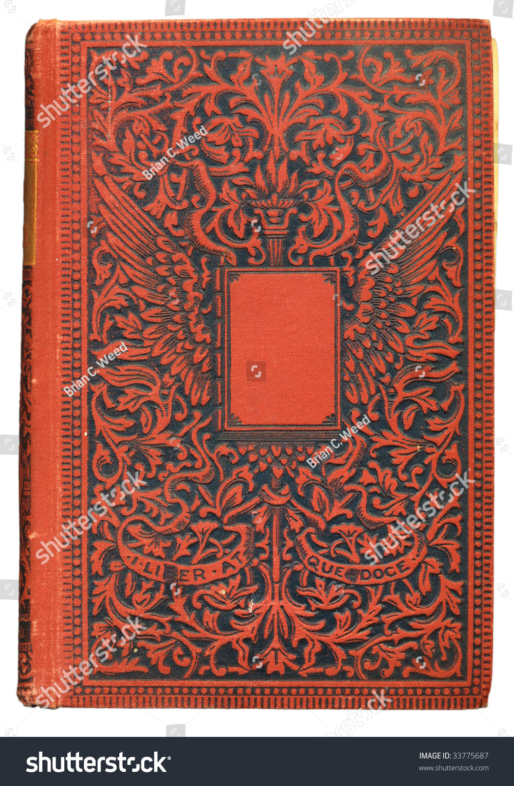 Book Cover Stock Images ~ Vintage book cover stock photo shutterstock